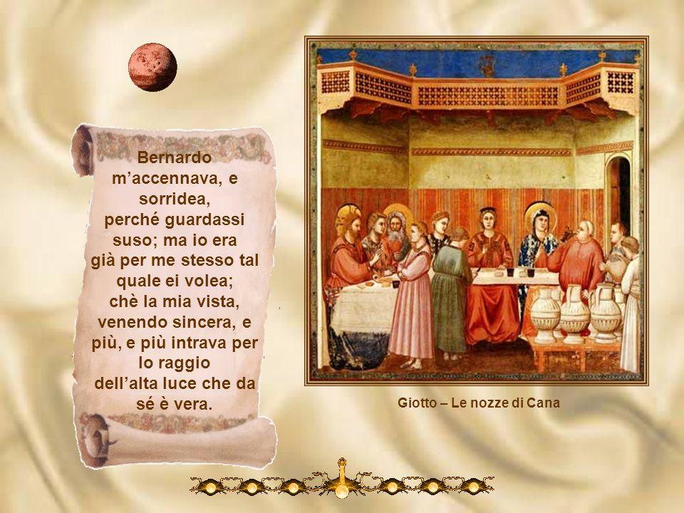 Giotto – Le nozze di Cana