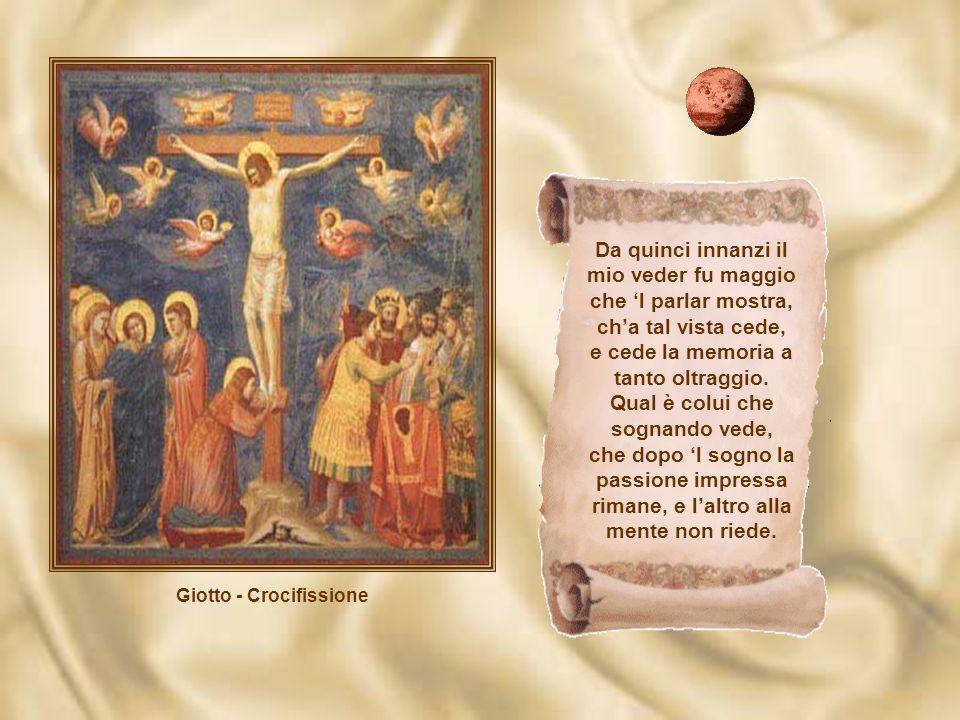 Giotto - Crocifissione