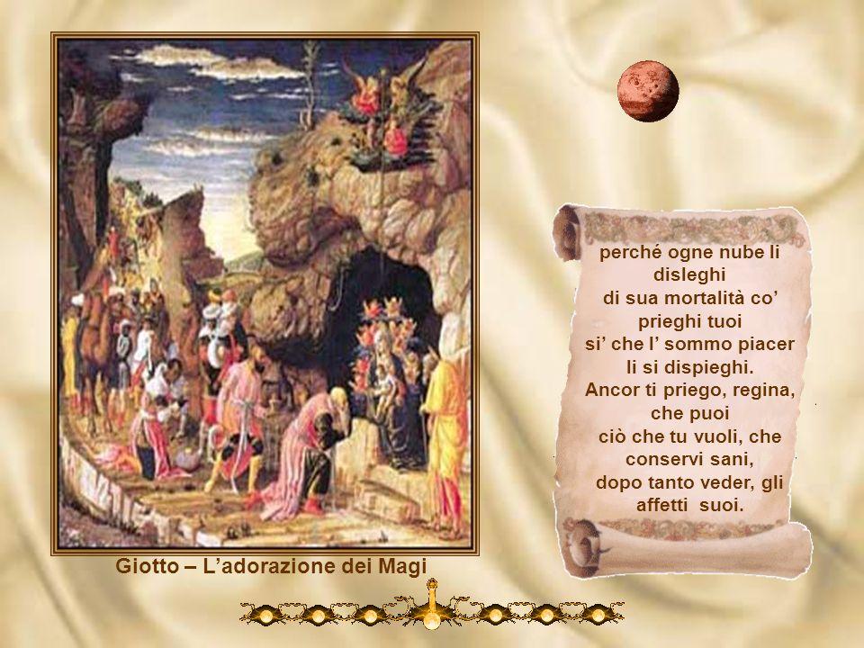 Giotto – L'adorazione dei Magi