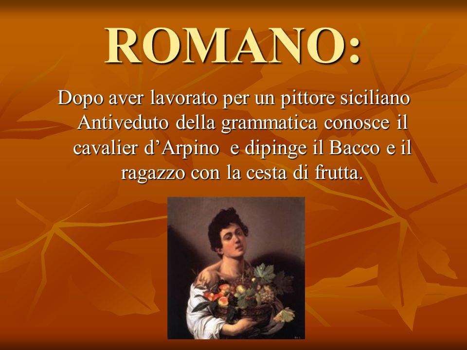 ROMANO: