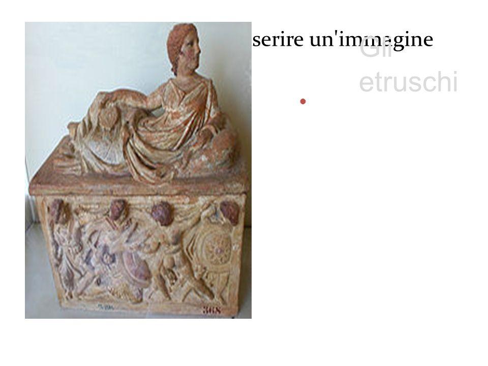 Gli etruschi vissero nel 1 millennio a. c nella Pianura Padana