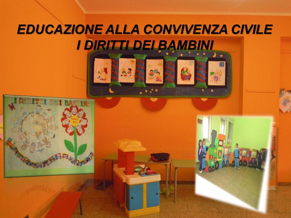 EDUCAZIONE ALLA CONVIVENZA CIVILE I DIRITTI DEI BAMBINI