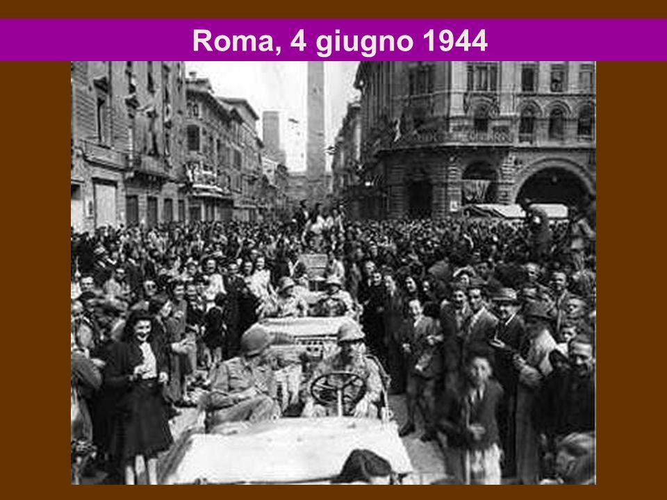 Roma, 4 giugno 1944