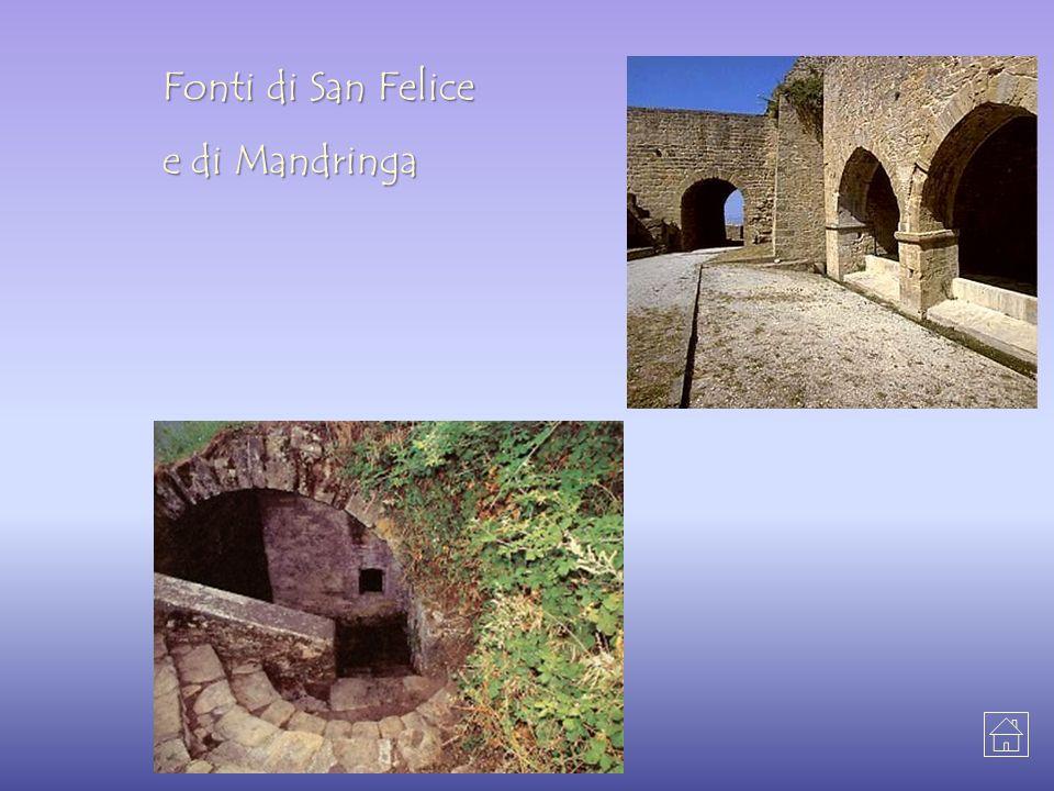 Fonti di San Felice e di Mandringa