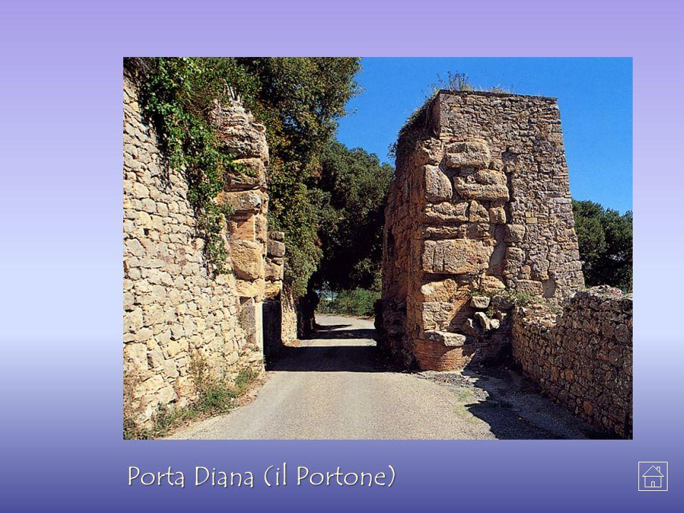 Porta Diana (il Portone)