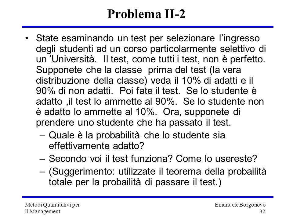 Problema II-2