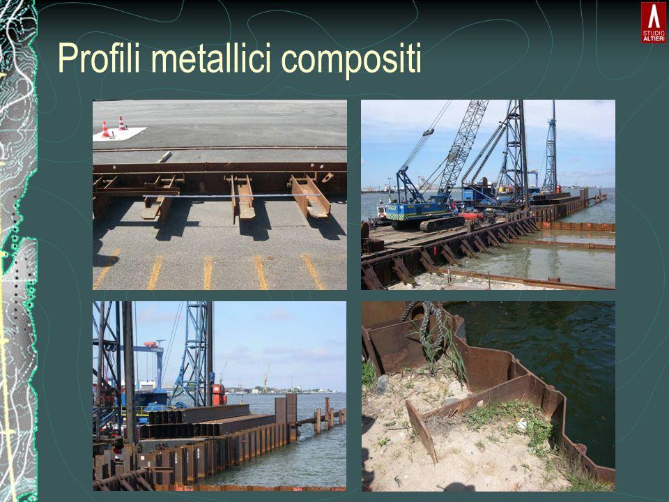 Profili metallici compositi