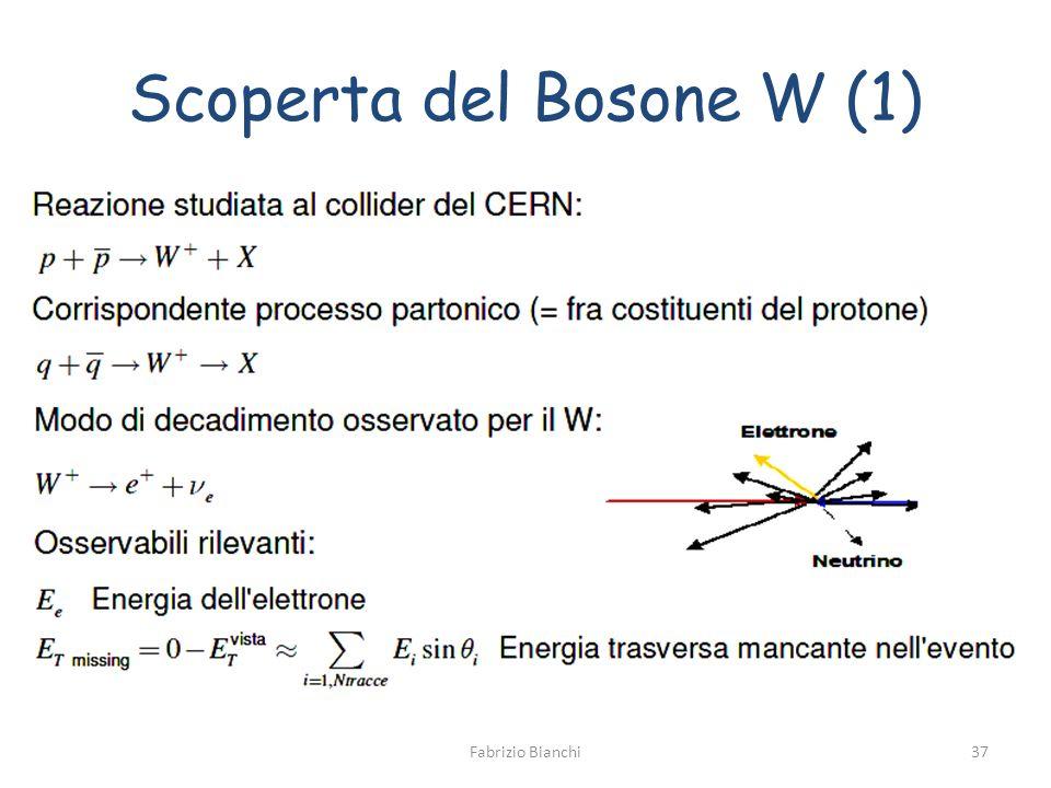 Scoperta del Bosone W (1)