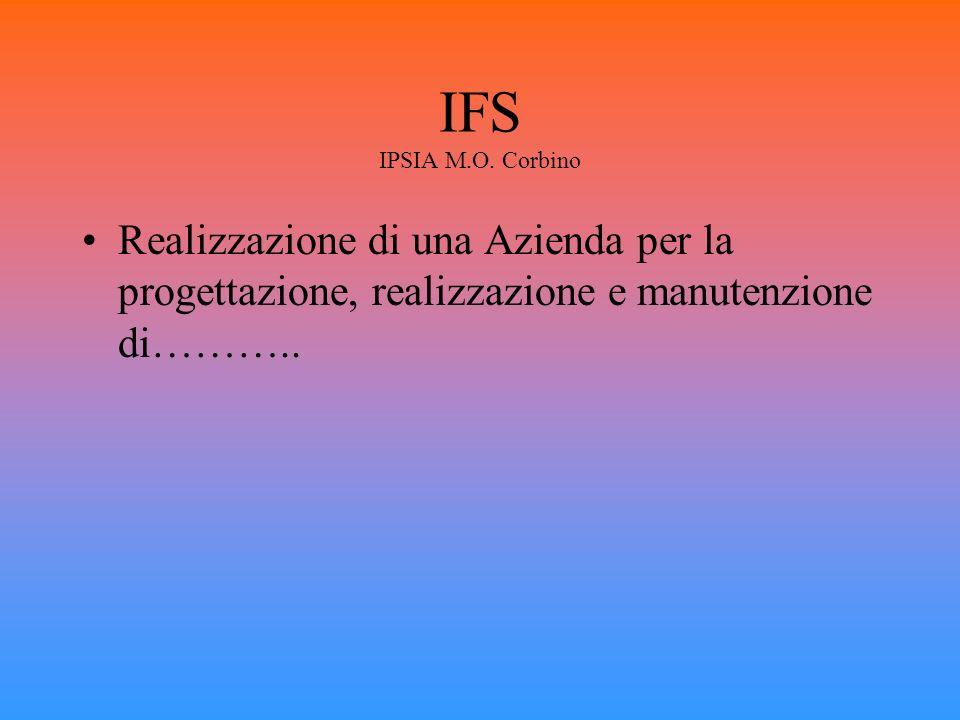 IFS IPSIA M.O.