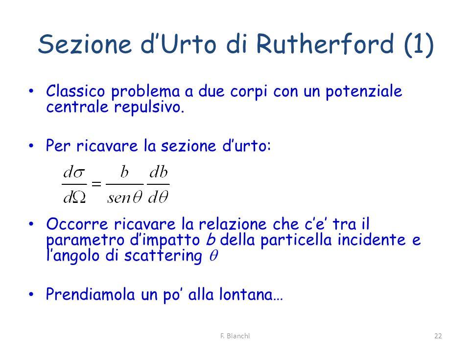 Sezione d'Urto di Rutherford (1)