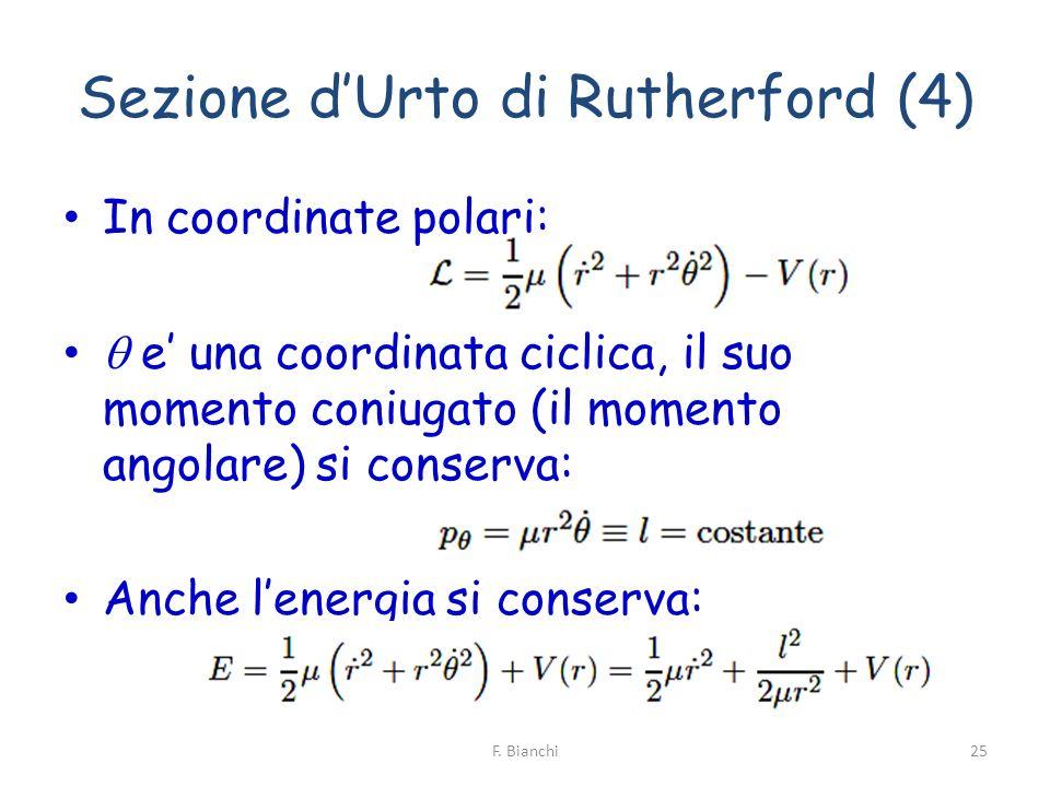 Sezione d'Urto di Rutherford (4)