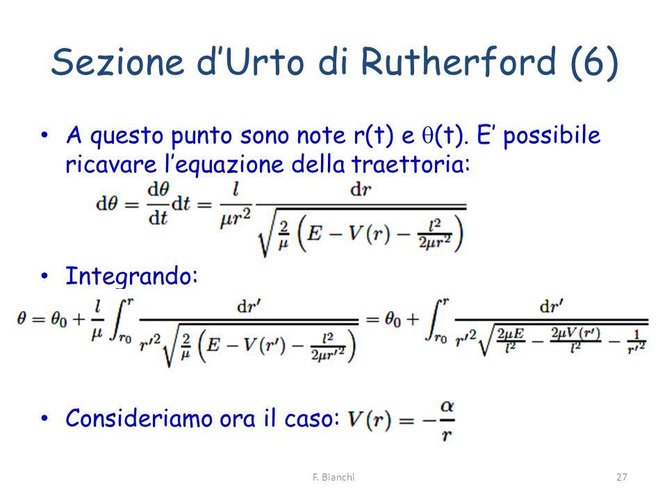 Sezione d'Urto di Rutherford (6)