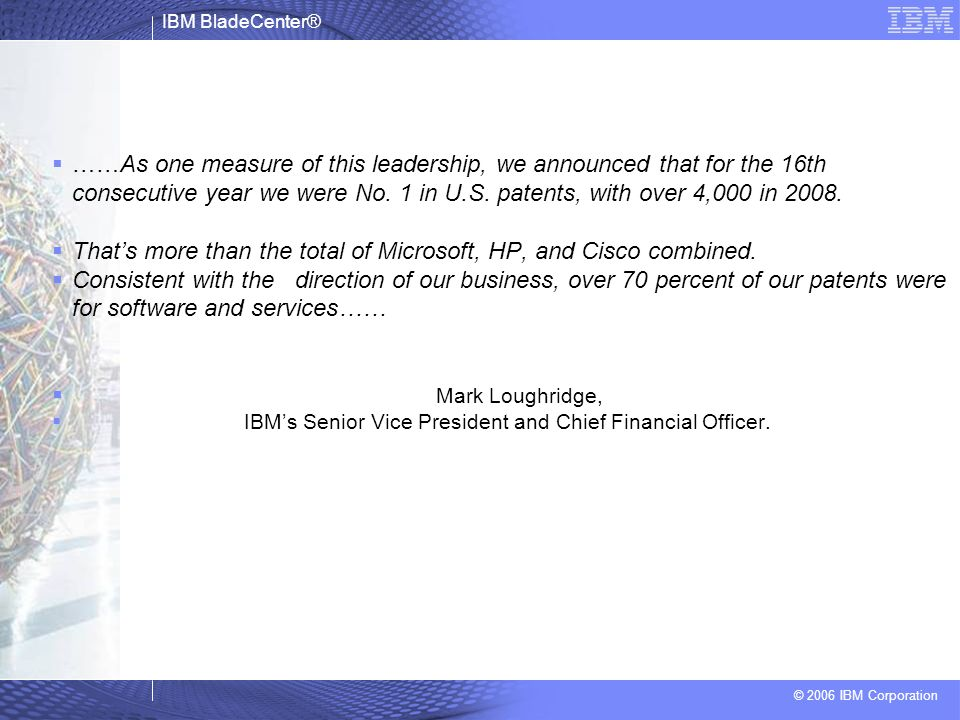 That's more than the total of Microsoft, HP, and Cisco combined.