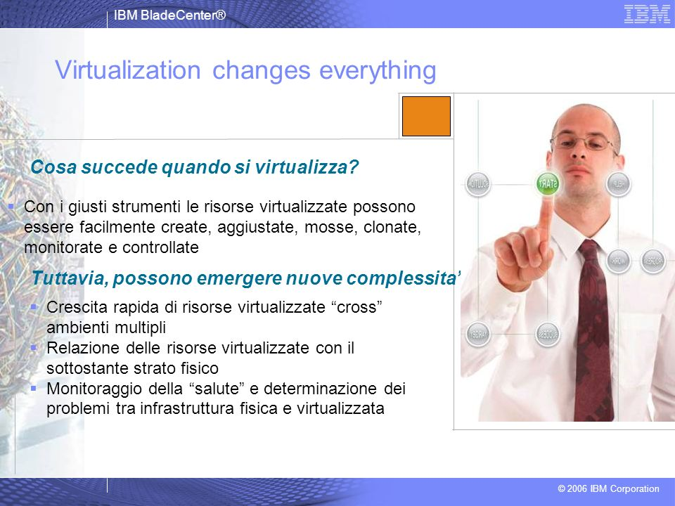 Virtualization changes everything