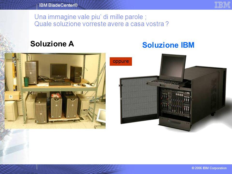 Soluzione A Soluzione IBM