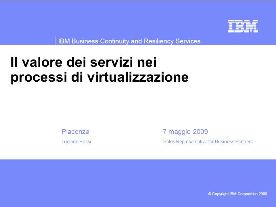 Il valore dei servizi nei processi di virtualizzazione