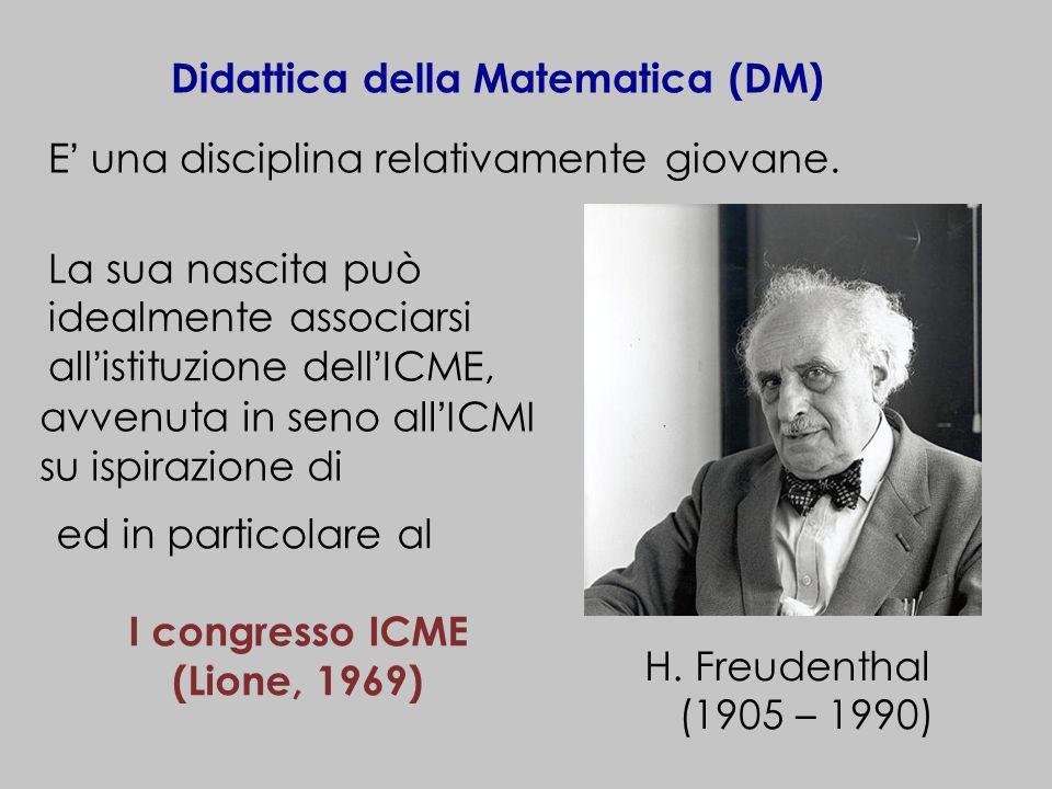 Didattica della Matematica (DM)