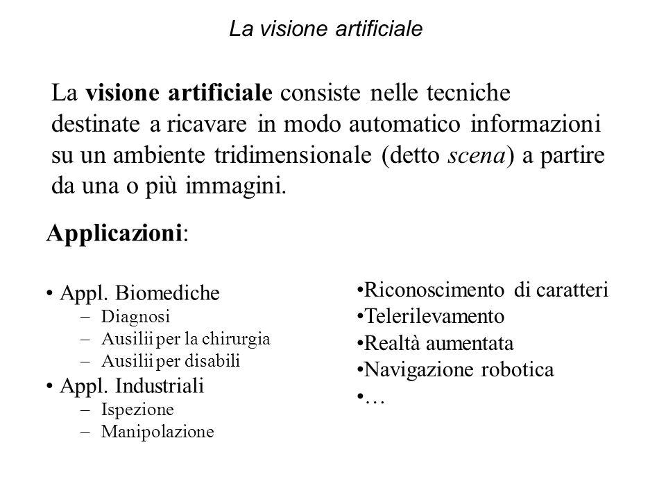 La visione artificiale