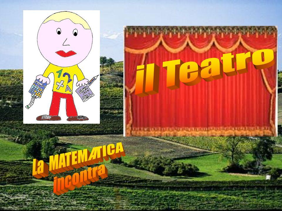 il Teatro La MATEMATICA incontra