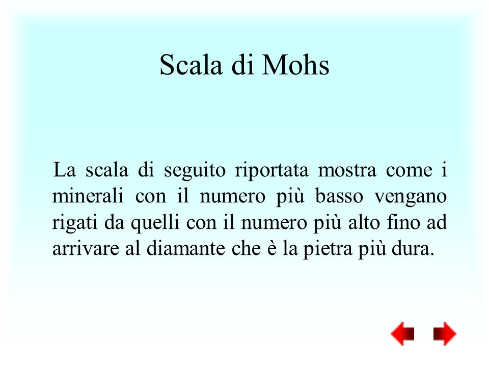 Scala di Mohs
