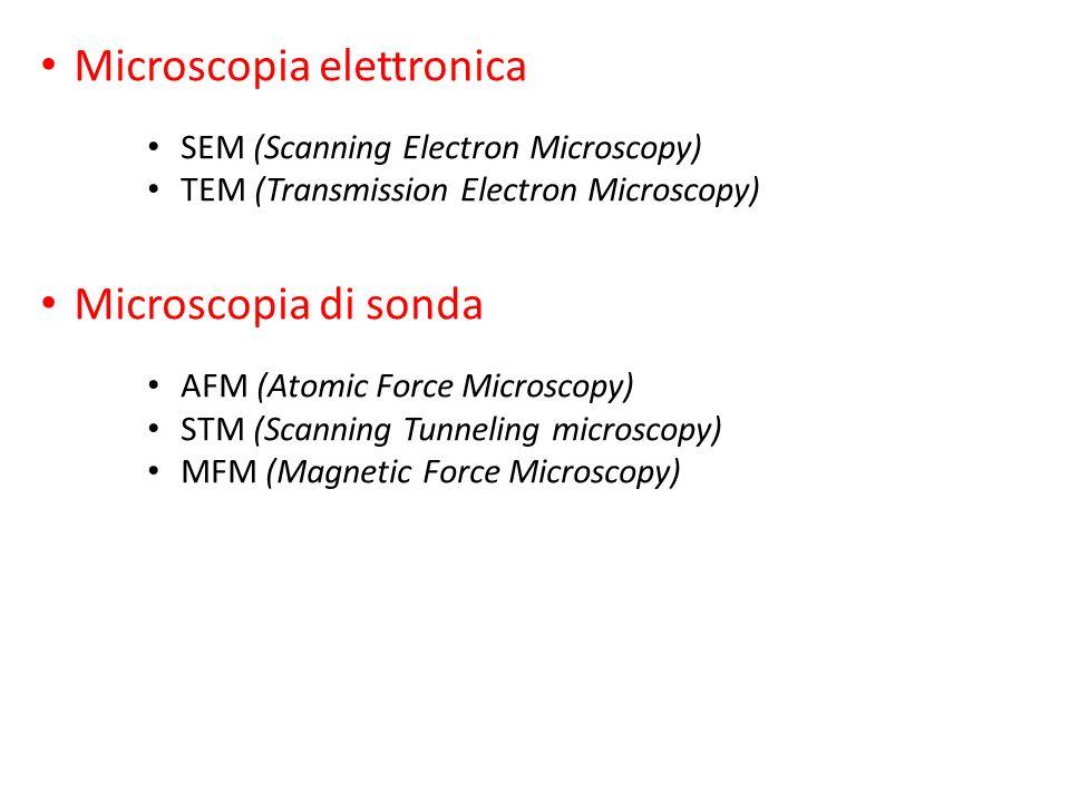 Microscopia elettronica