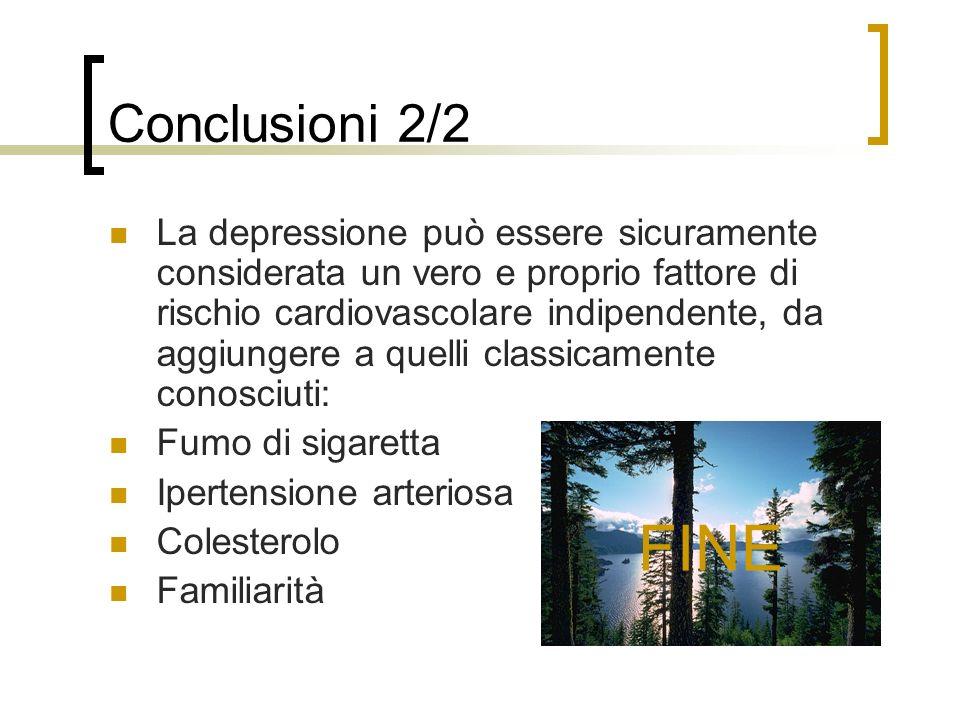 Conclusioni 2/2