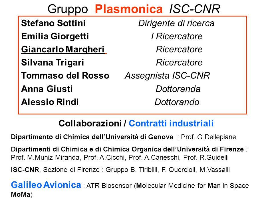 Gruppo Plasmonica ISC-CNR