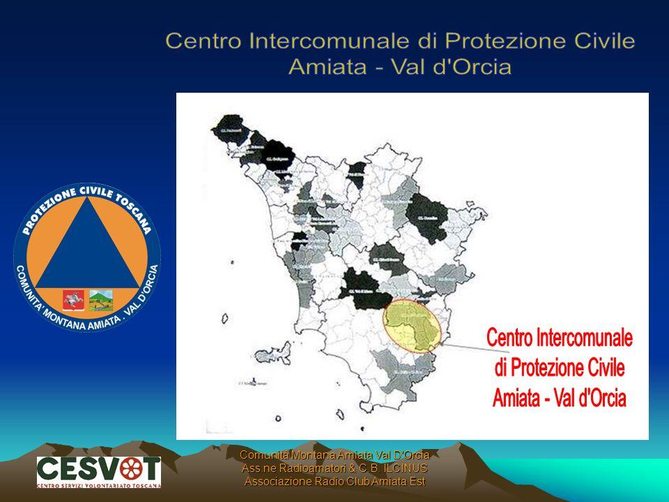 Centro Intercomunale di Protezione Civile