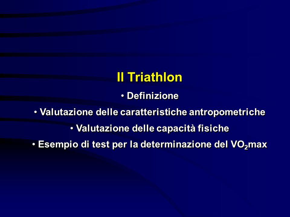 Il Triathlon Definizione