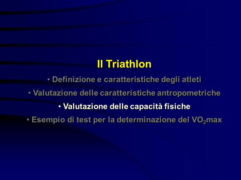 Il Triathlon Definizione e caratteristiche degli atleti