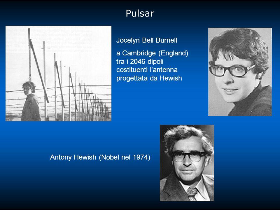 Pulsar Jocelyn Bell Burnell