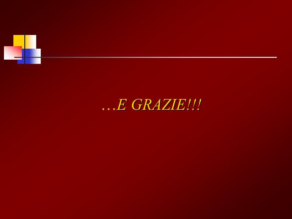 …E GRAZIE!!!
