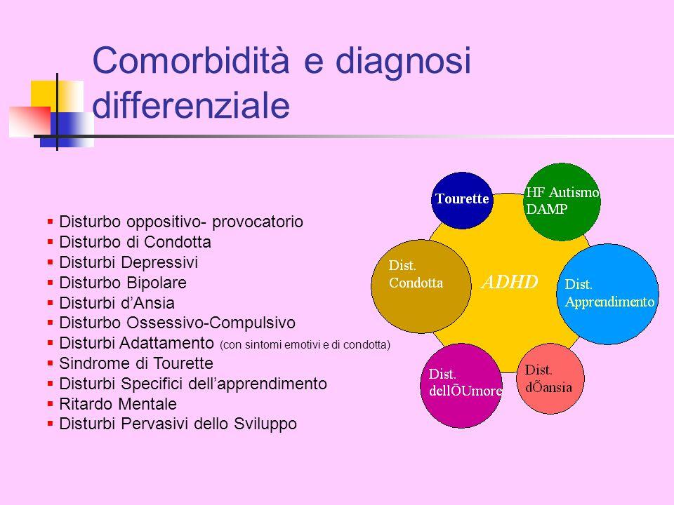 Comorbidità e diagnosi differenziale
