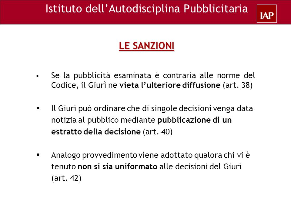 Istituto dell'Autodisciplina Pubblicitaria