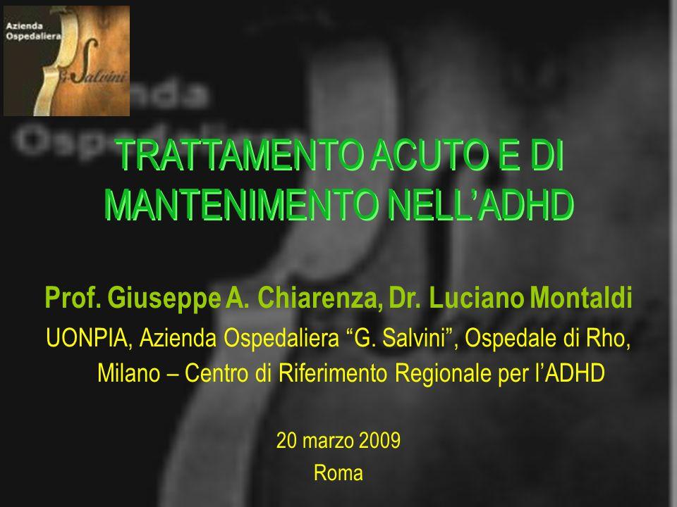 Prof. Giuseppe A. Chiarenza, Dr. Luciano Montaldi
