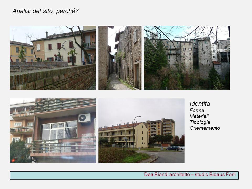 Dea Biondi architetto – studio Bioaus Forlì
