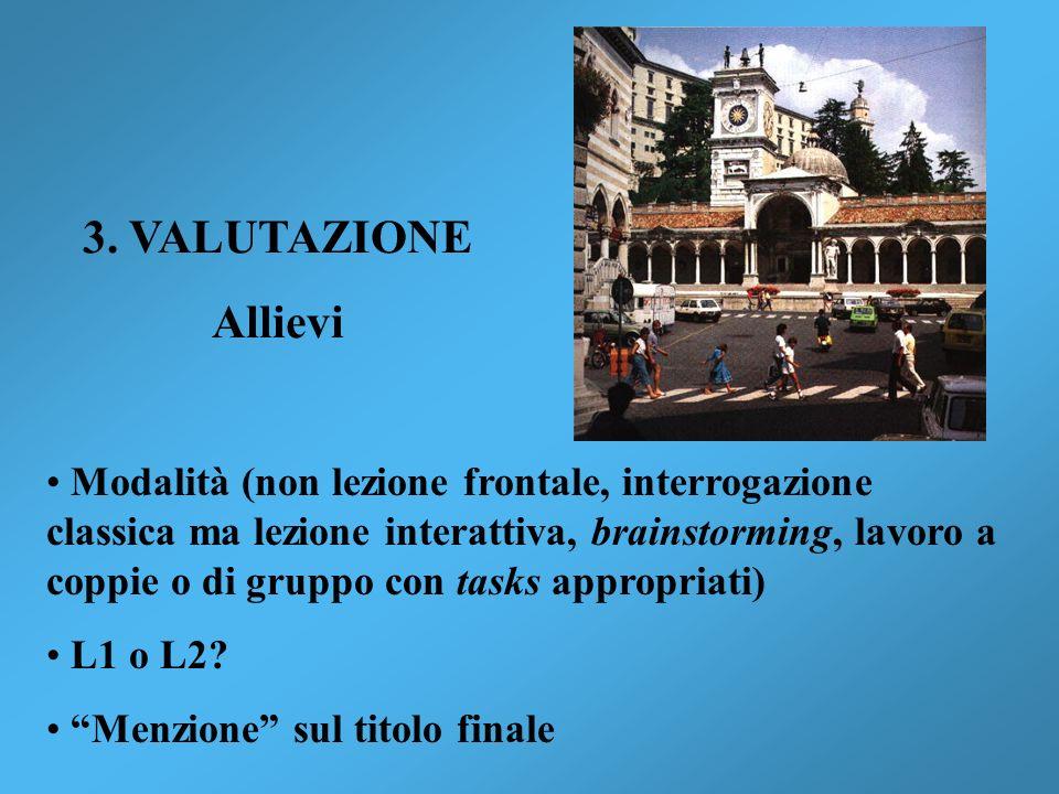 3. VALUTAZIONE Allievi.