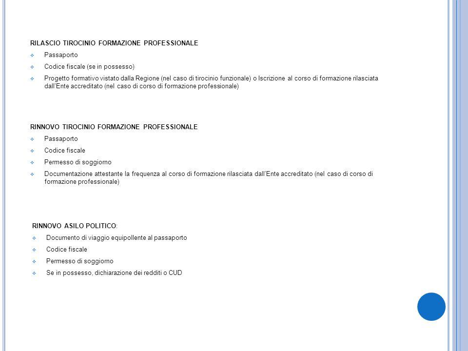 Corso di formazione Operatori Ital