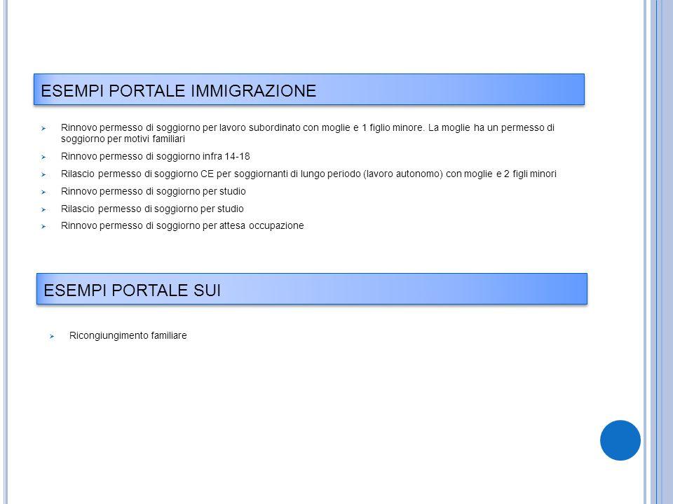 Immigrazione corso di formazione per operatori ital uil for Portale immigrazione permesso di soggiorno password