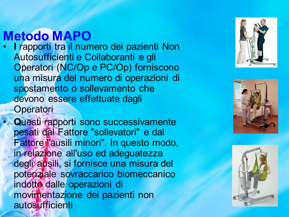 Metodo MAPO