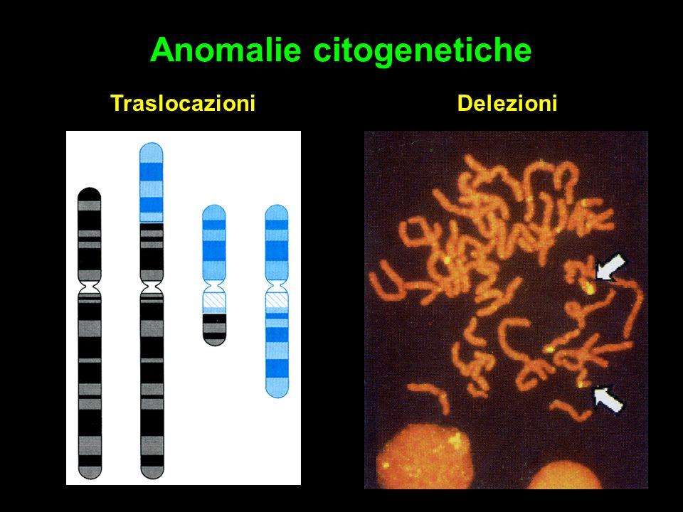 Anomalie citogenetiche