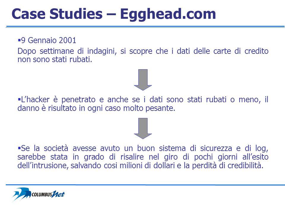 Case Studies – Egghead.com