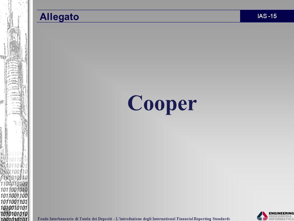 Allegato Cooper