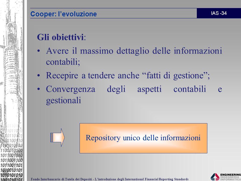 Repository unico delle informazioni