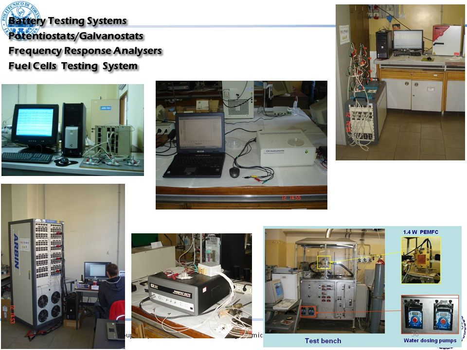 Battery Testing Systems