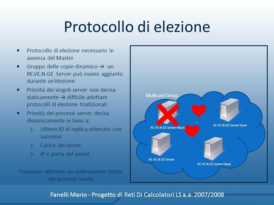 Protocollo di elezione