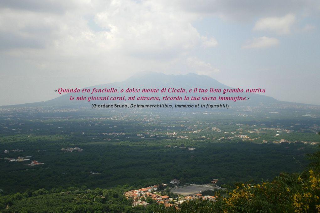 (Giordano Bruno, De Innumerabilibus, immenso et in figurabili)