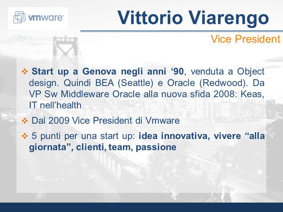Vittorio Viarengo Vice President