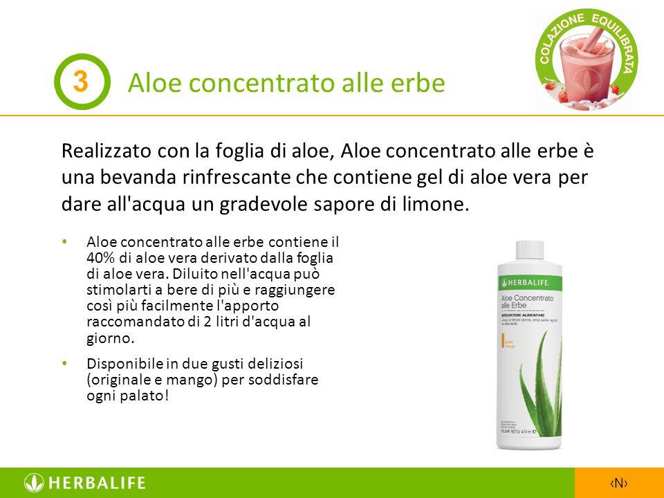 Aloe concentrato alle erbe