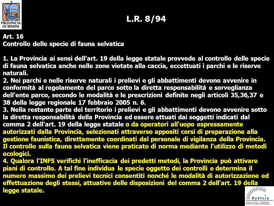 L.R. 8/94
